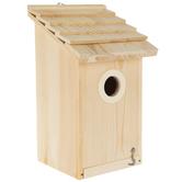 Wood Shed Birdhouse