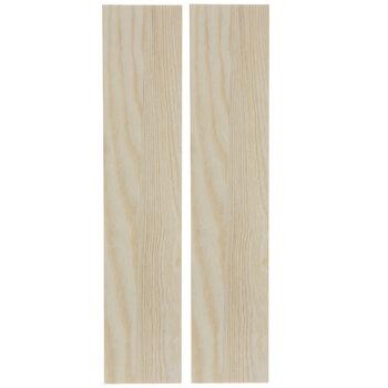 """Craft Utility Wood - 12"""" x 2 1/2"""""""