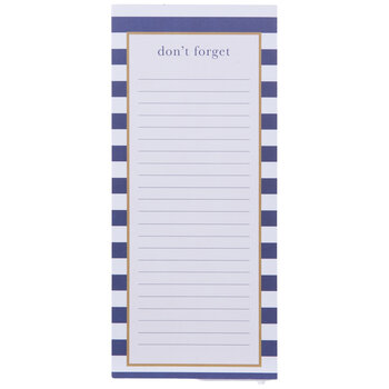Don't Forget Magnetic Note Pad