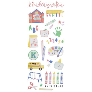 Kindergarten Stickers