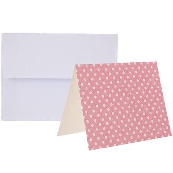 Polka Dot Cards - A2