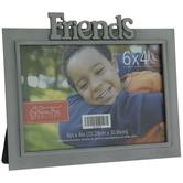 "Friends Metal Frame - 6"" x 4"""