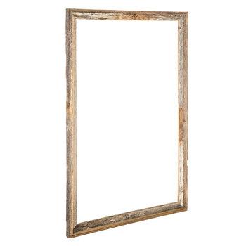 """Barnwood Open Frame - 24"""" x 36"""""""