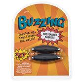 Buzzing Noisemaker Magnets