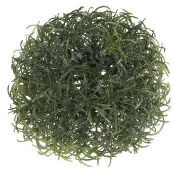 Green Grass Decorative Sphere