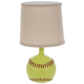 Softball Lamp
