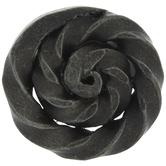 Twisted Metal Spiral Knob