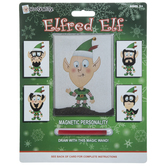 Elfred Elf Wooly Willy