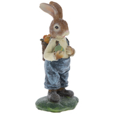 Bunny Holding Egg