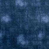 Indigo Textured Minky Fleece Fabric