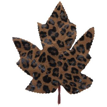 Leopard Print Leaves