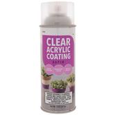 Satin Clear Acrylic Coating Spray Paint
