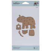 Elephant Festival Dies