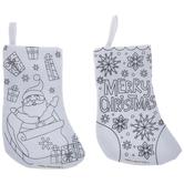 Merry Christmas Stockings Kit