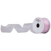 "Wired Edge Sheer Ribbon - 1 1/2"""
