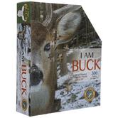 I Am Buck Puzzle