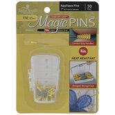 Applique Magic Pins