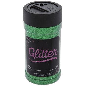 Green Glitter - 8 Ounce