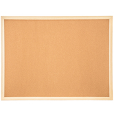 "Corkboard With Wood Frame - 36"" x 48"""