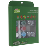 Christmas Ornament Suncatchers Craft Kit
