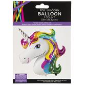 Foil Unicorn Balloon