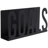 Goals Metal File Organizer