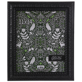 "Black Ornate Scroll Wood Frame - 11"" x 14"""