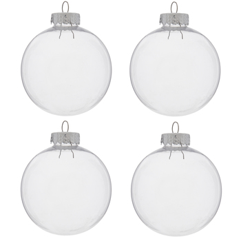 Ball Ornaments - 3 1/4""
