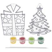 Tree & Gift Suncatcher Kit