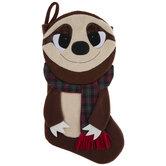 Sloth Stocking