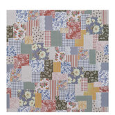 Floral Patchwork Gift Wrap