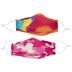 Tie Dye & Camouflage Child Face Masks