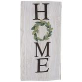 Home Wood Grain Kitchen Towel
