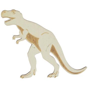 T-Rex Wood Shape