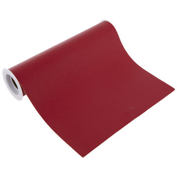 """Faux Leather Wide Ribbon - 8"""""""