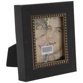 "Black Stippled Wood Frame - 2 1/2"" x 3"""