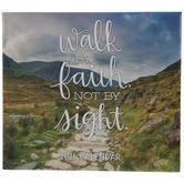 Walk By Faith Not By Sight Calendar
