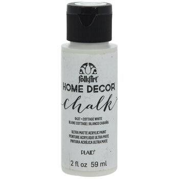 Cottage White Home Decor Chalk Paint