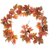 Maple Leaf, Pinecone & Berry Garland
