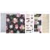 Petals & Blooms Scrapbook Kit - 12