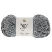 Medium Grey Yarn Bee Uber Luxe Yarn