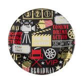 Movie Night Paper Plates - Small