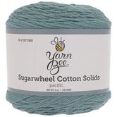 Pacific Yarn Bee Sugarwheel Cotton Solids Yarn