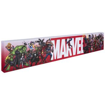 Marvel Superheroes Canvas Wall Decor