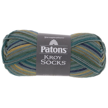 Patons Yarnspirations Kroy Socks Yarn