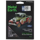 Ford Truck Metal Earth Model Kit