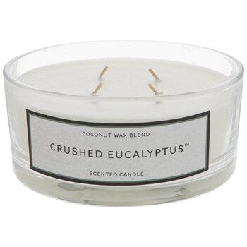 Crushed Eucalyptus Jar Candle