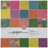 """Antique Maps Foil Paper Pack - 12"""" x 12"""""""