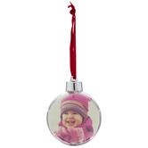 Photo Frame Ball Ornament