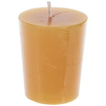 Fall Leaves Votive Candle
